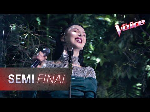 Semi Final: Stellar Perry Sings 'Believe' | The Voice Australia 2020