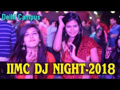 DJ Night- IIMC Alumni Connection- 2018