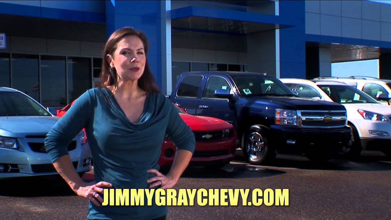 Jimmy Gray Chevrolet Youtube
