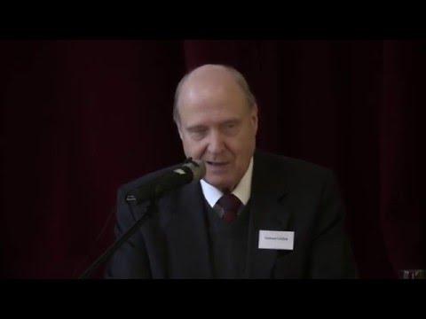 """Vortrag: Prof. Dr. Gerhard Lohfink zum Thema """"Haben die ersten Christen Jesus verstanden?"""""""