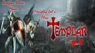 """Прохождение The First Templar Серия 1 """"Двое против монстра"""""""