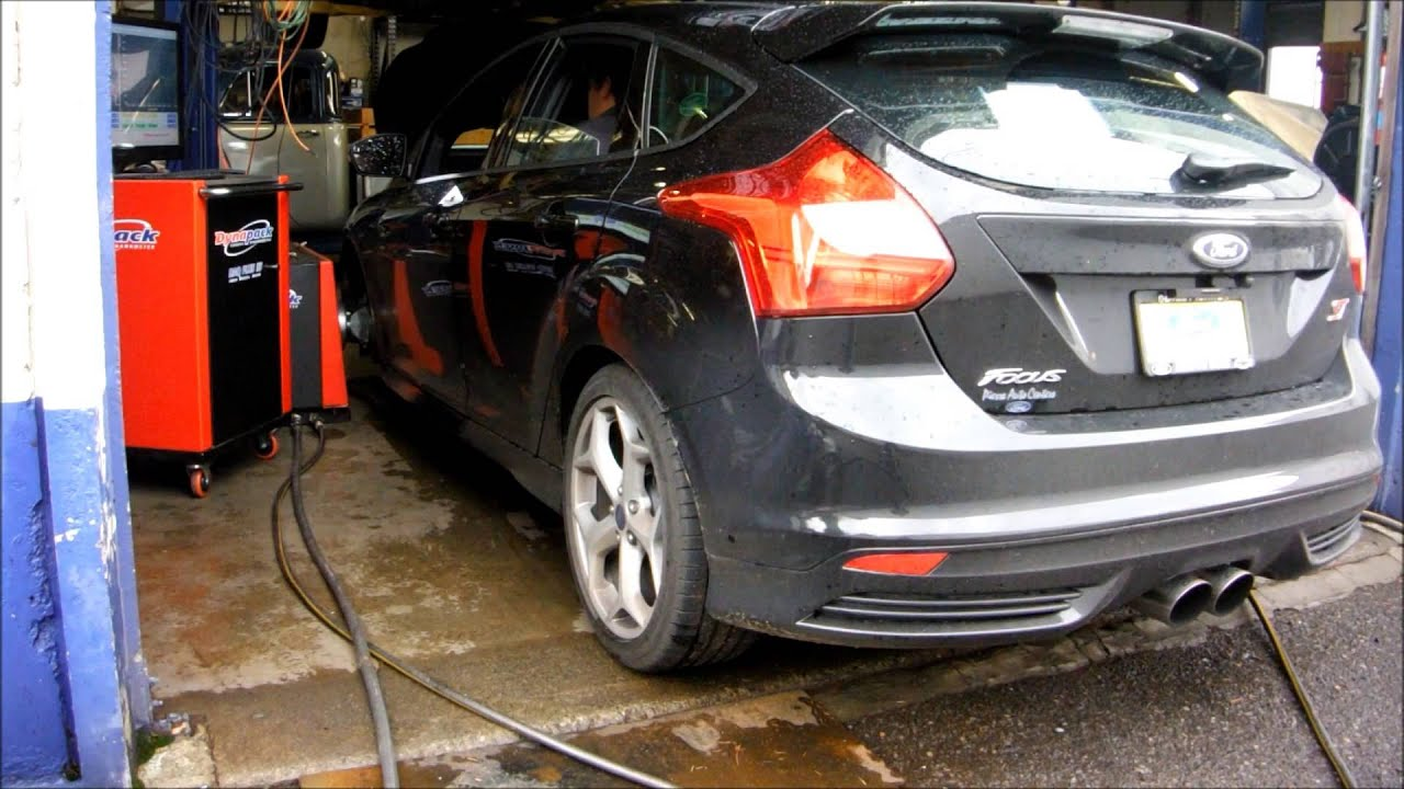 2014 Focus ST with COBB Tuning Stage 3 Power Package 258 ...