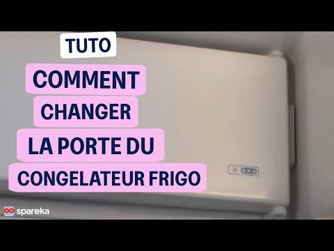 Remplacer le portillon de freezer de votre rfrigrateur