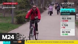 Как развивается ситуация с COVID-19 в регионах России - Москва 24
