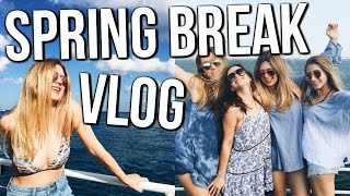 Cruising to Mexico | Spring Break 2017
