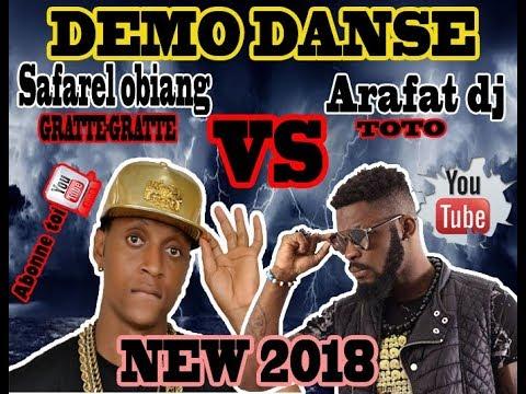 DJ ARAFAT(KAIKILADA) vs SAFAREL OBIANG (GRATTE GRATTE) DEMO