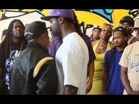 AHAT Rap Battle | The Jones vs Yung Pop