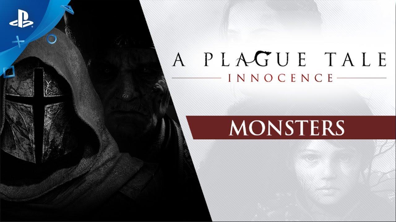A Plague Tale: Innocence fragmanı - Canavarlar