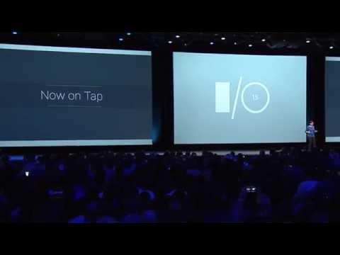 HIGHLIGHTS: Google I/O 2015