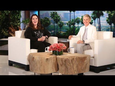 Melissa McCarthy Faces a Critic