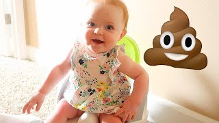 POTTY TRAINING AT 7 MONTHS OLD?!