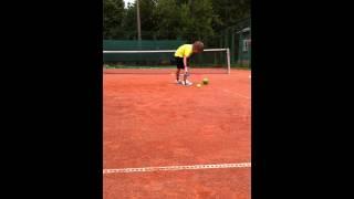 """Стадион """"Энергия"""". Уроки тенниса для детей"""