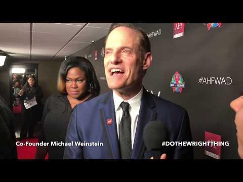 AHF WORLD AIDS DAY 2017 W/ DJ KHALED & MARIAH CAREY