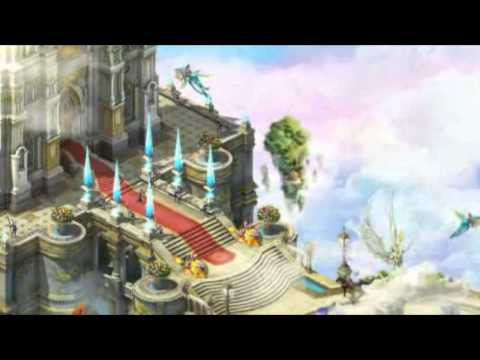 Trailer Sky Castle | DivoSaga Indonesia | Unique Strategy MMORPG Web Based | Online Games |