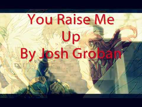 You raise me up karaoke josh groban