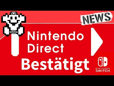 Nintendo Russland bestätigt baldige Direct! Aber kommt Sie am 11.? - ShortNerdNews #218