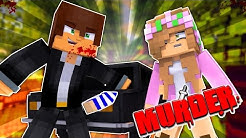 LITTLE KELLYS REAL DAD IS A MURDERER?! Minecraft My Other Life (Custom Roleplay)