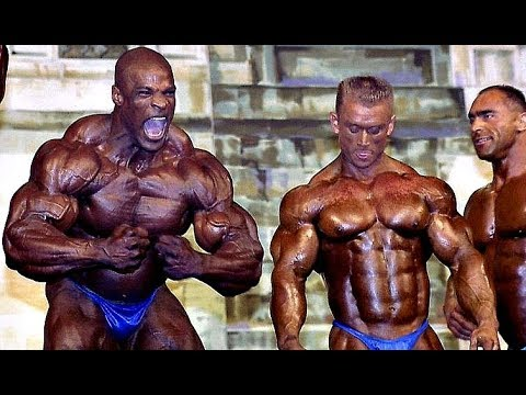 The Year Lee Priest Beat Ronnie Coleman 5 Times - YouTube