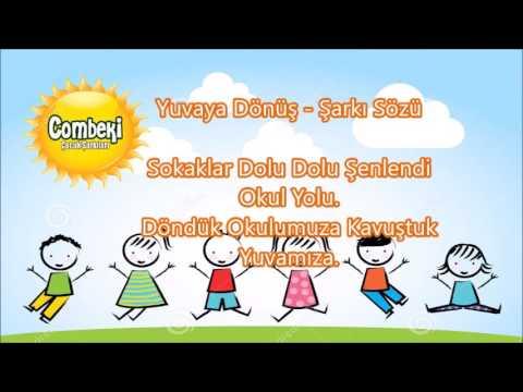 Yuvaya Dönüş - Okul Yolu - Çocuk Şarkısı - Dinle + Şarkı Sözü + İndir