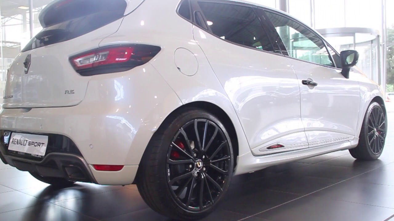 clio 4 rs trophy akrapovic youtube