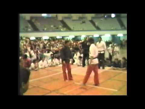 American Kenpo -1986 Long Beach Internationals