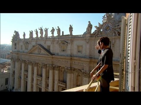 'GMA' Gives a Rare Behind the Scenes Look of the Historic Vatican