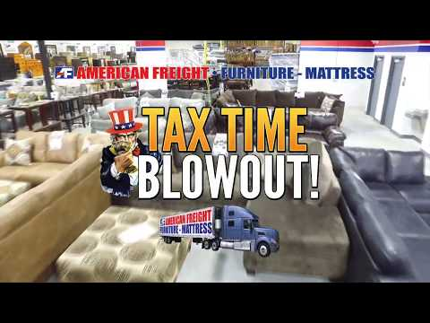 March Tax Time Blowout