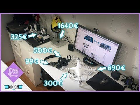 KINKIN, C'EST QUOI TON MATOS - PRÉSENTATION SETUP ? (+3500€)