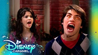 Mason Turns into a Werewolf! | Wizards of Waverly Place | Disney Channel