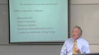 OUHK - Corporate Governance - principles, policies and practices Lecture 1 (part 3)