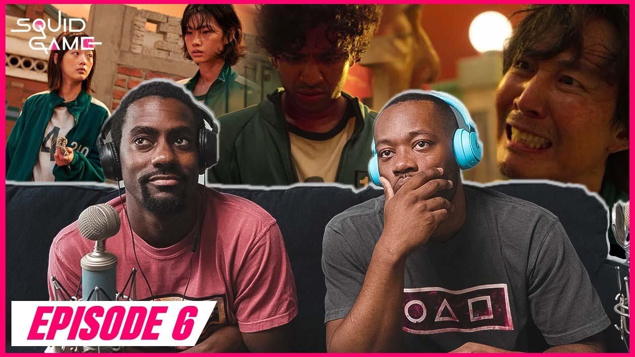 Download SQUID GAME 1x6 - Ep. 6 Reaction | GGANBU | FULL EP (NOOOOOO!!!! WHY!?!?! I ALMOST CRIED...)