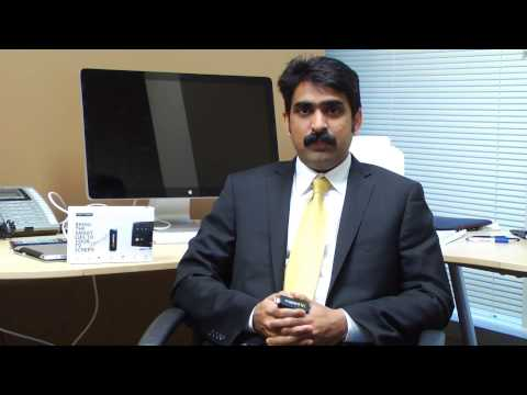 YuppTV Dongle launch CEO Uday Reddy
