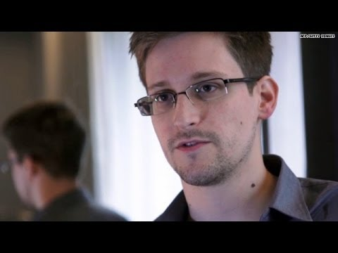 "Snowden: ""I was trained as a spy"""