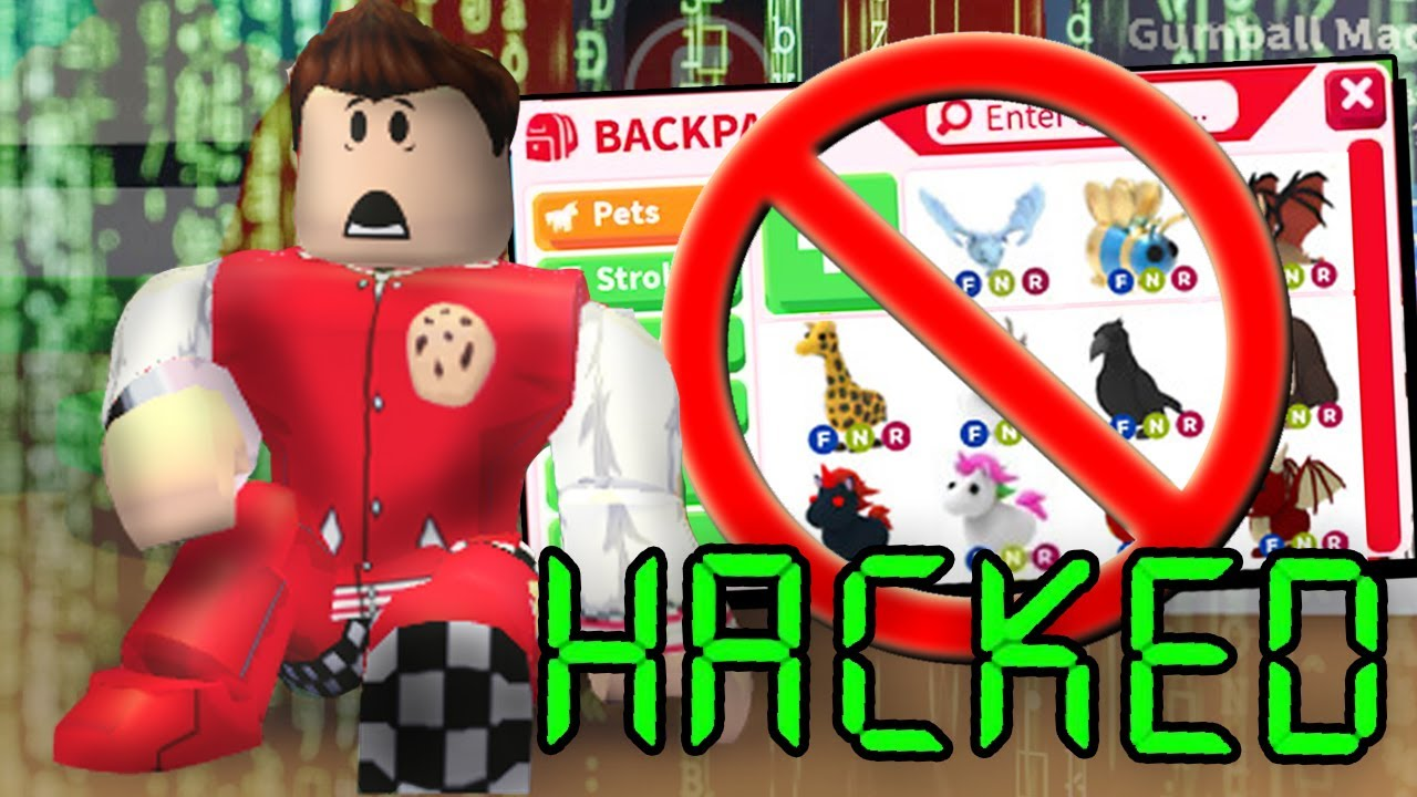 I Got Hacked In Roblox Adopt Me Is Roblox Adopt Me Getting