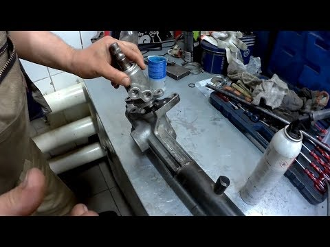 Ремонт рулевой рейки LEXUS Rx300 1 поколение