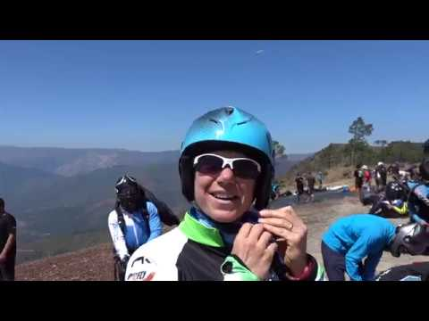 Paragliding World Cup 2019 - Manteigas task 2 part 1