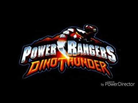 Power rangers dino thunder musik