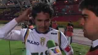 TV AZTECA DEPORTES EN SUDAMERICA- PARTIDO D. QUITO SAN LUIS