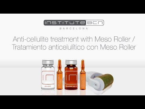 Mesotherapy anti-cellulite treatment | Mesoceuticals® | InstituteBCN