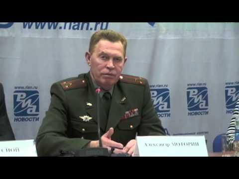 Александр Моторин  военный комиссар Тюменской области