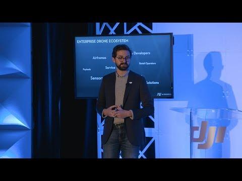 DJI AirWorks - A Platform For Business