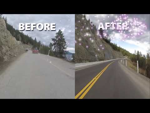 Okanagan Valley Corridor - Completed Projects - Province of