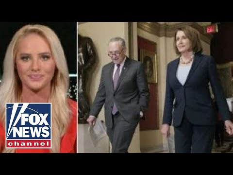Lahren Slams Democrats' New 'drain The Swamp' Message
