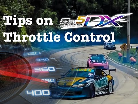 WMMT | Hints and Tips | Throttle Control