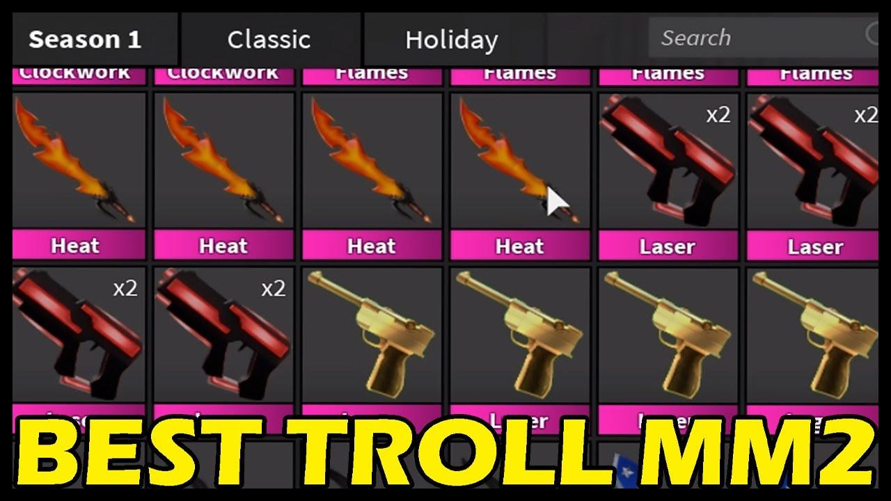 Best TROLL (MM2)
