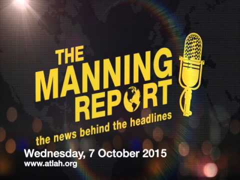 The Manning Report - 7 October 2015