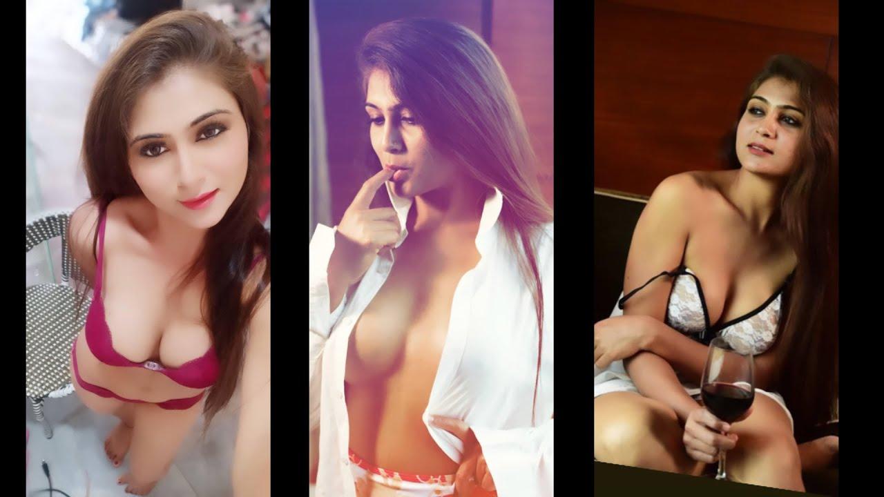 Download Hot sensation of webseries Hiral Radadiya   Babe of the Midnight