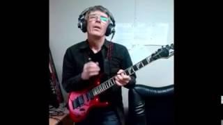 Кипелов Я свободен на соло гитаре Cover Magicpomorin
