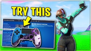 Fortnite Console Setting That Will Improve Your Game! Xbox + PS4 Tips / Видео