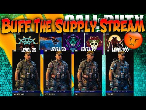 Supply Stream System in Black Ops 4 Needs a BUFF! (COD BO4)